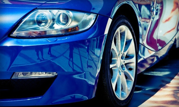 Acura of Johnston - Johnston: Interior or Exterior Detail, Full Detail, or Clay and Seal Treatment at Acura of Johnston (Up to 56% Off)