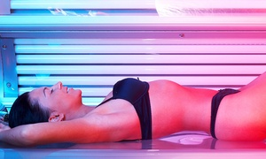 Ultra Tan Resort: 5 or 10 Sessions or One Month of Unlimited Red-Light Therapy at Ultra Tan Resort (Up to 55% Off)