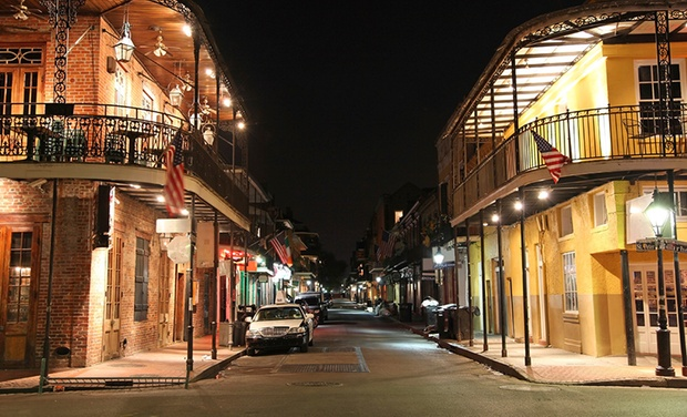 3.5-Star Top-Secret New Orleans Hotel - New Orleans, LA: Stay at 3.5-Star Top-Secret New Orleans Hotel, with dates into January