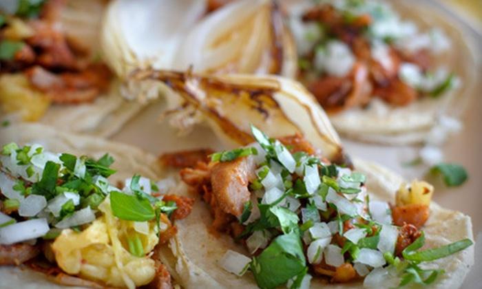 Senor Tequilas Mexican Restaurant - Señor Tequilas: $10 for $20 Worth of Mexican Fare at Senor Tequilas Mexican Restaurant