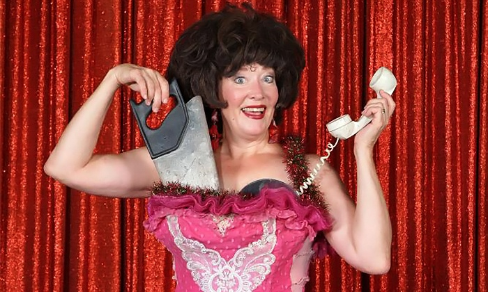 Esther's Follies - Esther's Follies: Variety Show at Esther's Follies, Fridays at 10 p.m. from December 11–February 26