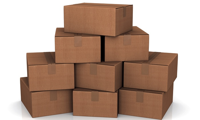 Movin' On Up - Austin: $55 for $100 Worth of Moving Services at Movin' On Up