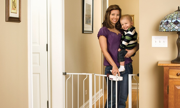 Regalo Walk-Thru Gate: $31.99 for a Regalo Walk-Thru Safety Gate ($52.99 List Price). Free Shipping and Returns.