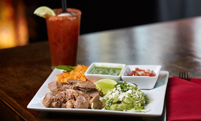 Mayahuel - Downtown Sacramento: $21 for $40 Worth of Mexican Cuisine for Weekend Lunch or Sunday Brunch at Mayahuel
