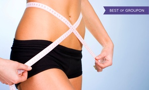 Darque Tan: One, Three, or Five FIT Bodywraps at Darque Tan (Up to 66% Off)