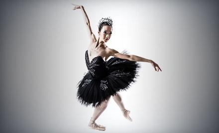 Ballet Performance Oregon Ballet Theatre Presents Quot Swan