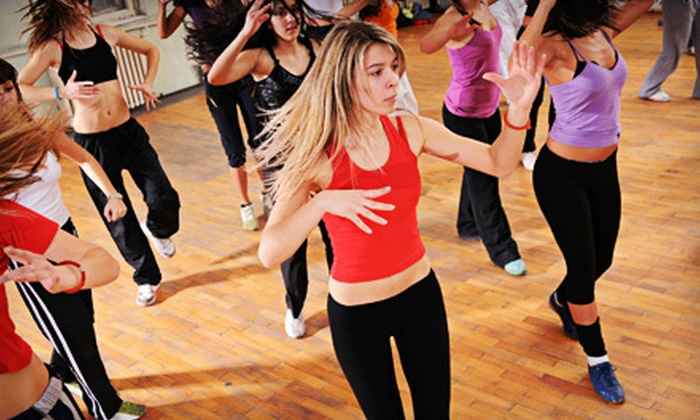 One Rhythm House - Downtown Mckinney: 10 or 20 Zumba Classes at One Rhythm House (Up to 55% Off)