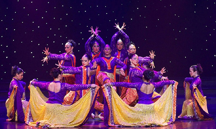 Mystic India - Westchester County Center: Mystic India on Saturday, March 5, 2016 at 7 p.m.