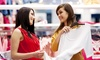 45% Off Personal Shopping and Fashion Consulting