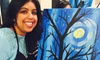 Let's Paint Tonight - Multiple Locations: One Admission to a 2.5-Hour Painting Party at Let's Paint Tonight (Up to 51% Off)