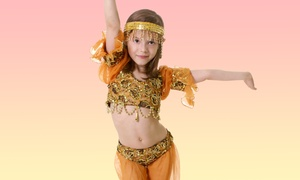 Belly2Abs: Belly-Dance Classes for Kids, Teenagers, or Adults at Belly2Abs (Up to 55% Off)