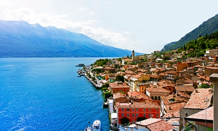 ✈ Lake Garda: 24 Nights at a Choice of Hotels with Flights*