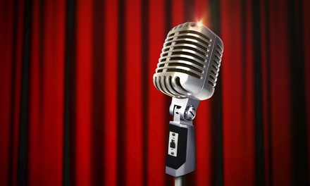 Standup Show with Drinks for Two or Four at Side Splitters Comedy Club (Up to 66% Off)