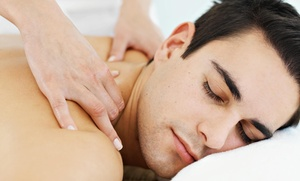 DG RECOVERY MASSAGE: A 60-Minute Deep-Tissue Massage at DG RECOVERY MASSAGE (50% Off)