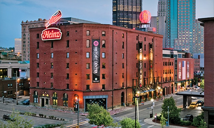 Senator John Heinz History Center - Strip District: $15 for a Visit for Two to the Senator John Heinz History Center (Up to $30 Value)
