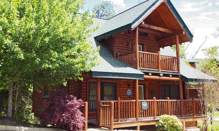 3-Night Stay in Cabins in the Smoky Mountains