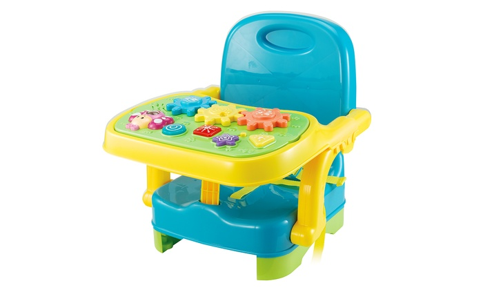 musical baby booster seat groupon goods