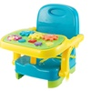 Musical Baby Booster Seat with Activity Tray