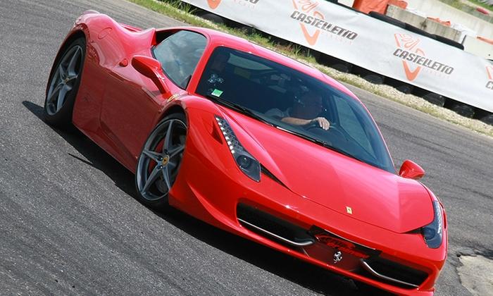GSP PILOTAGE - Autodromo di Lombardore: Autodromo di Lombardore - Fino a 4 giri di pista su una o più GT con camera car (sconto fino a 60%)