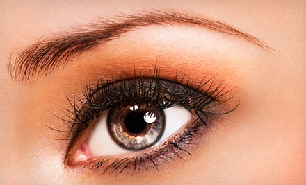 Brow Wax and Tint with Optional Facial, Waxacial Facial, or Facialssage at Colleen Elizabeth Salon & Spa (Up to 51% Off)