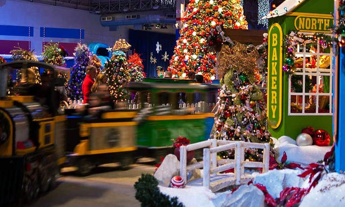 Navy Pier - Navy Pier: 4-Person Package to First Look at PNC Winter Wonderfest at Navy Pier. 3 Options Available.