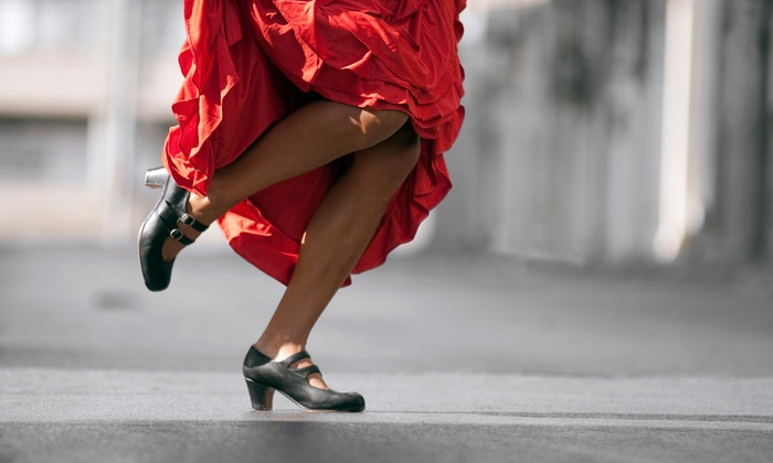Escuela Jaleo - Washington DC: Five or 10 60-Minute Drop-In Flamenco and Spanish Dance Classes at Escuela Jaleo (Up to 61% Off)