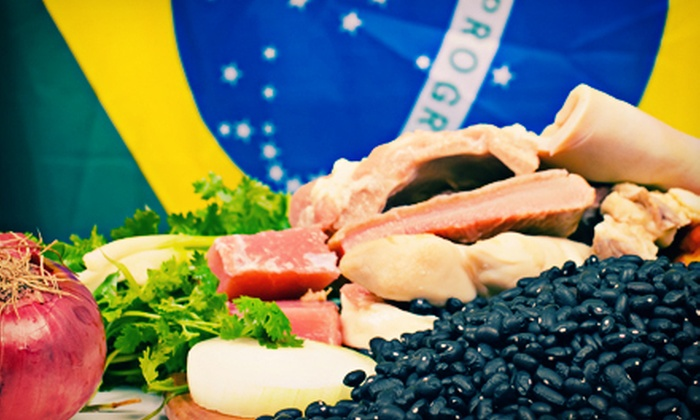 Brazilian Market - Goose Creek: $20 for $40 Worth of Groceries at Brazilian Market