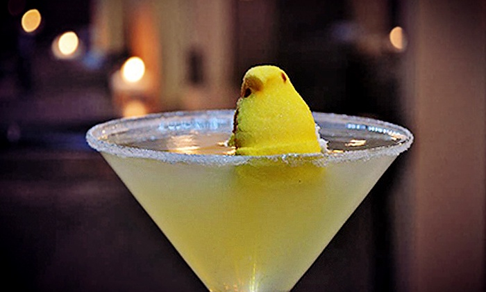The Solstice Bar - DePaul: $13 for Gelato and Dessert Martinis for Two at The Solstice ($26 Value)