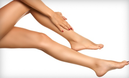 One or Two Spider- or Varicose-Vein Sclerotherapy Treatments at The Skin Center Medical Spa (Up to 81% Off)