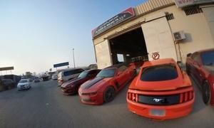 Al Qasir Al Malki: Car Vinyl Wrap, Rims Colour or Interior and Exterior Car Customisation from Al Qasir Al Malki (Up to 70% Off)