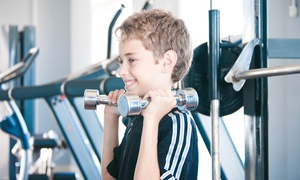 Without Limits Performance: Five Youth-Fitness Classes or One Month of Unlimited Training at Without Limits Performance (Up to 61% Off)