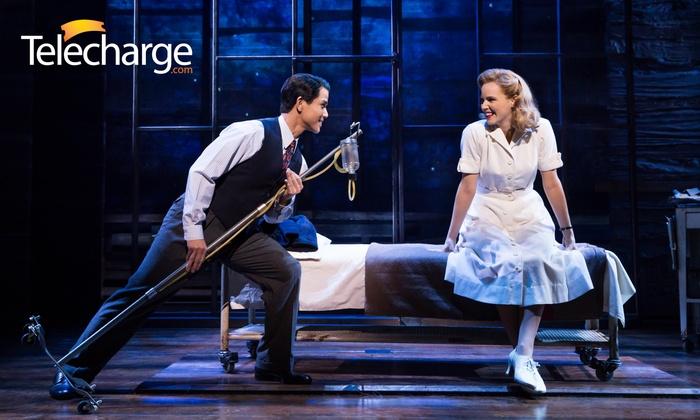"""Allegiance""  - Longacre Theatre: ""Allegiance"" on Broadway Starring George Takei and Lea Salonga (January 5–16)"