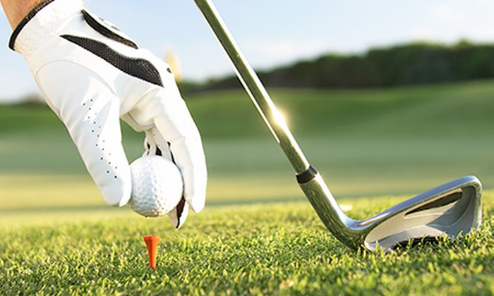 Gold Coast Country Club - Helensvale: Round of Golf with Cart for Two ($39), Four ($75) or Eight People ($149) at Gold Coast Country Club (Up to $432 Value)
