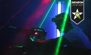 Laserwerk: 1 Stunde Outdoor-Lasertag für 6 Personen oder Indoor-Lasertag für bis zu 20 Personen bei Laserwerk ab 59,90 €