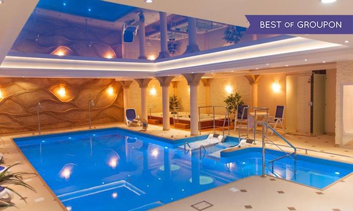 Hotel Adam & Spa 3* - Hotel Adam & Spa 3*: Kudowa-Zdrój: 2-8 dni dla 2 osób z wyżywieniem, basenem, łaźnią, jacuzzi i więcej w Hotelu Adam & Spa 3*
