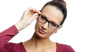 Dr.'s Elliott & Webb: $59 for Eye Exam and $200 Toward Frames and Prescription Lenses at Dr. Elliot and Webb ($328 Value)