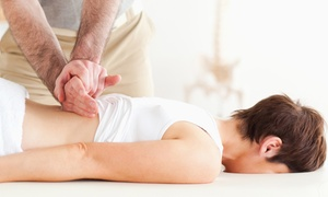 Czulada Chiropractic: $29 for a Chiropractic Consultation with X-rays and Adjustment at Czulada Chiropractic ($180 Value)