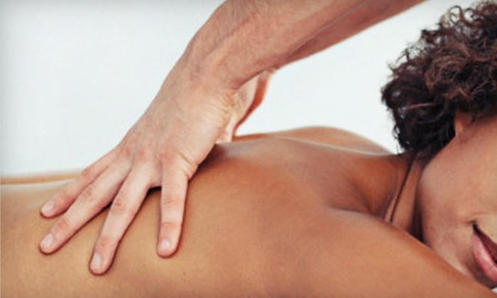Massage Mundo - Multiple Locations: 60-Minute Massage, 60-Minute Massage with Hydrotherapy, or 90-Minute Couples Massage at Massage Mundo (Up to 58% Off)