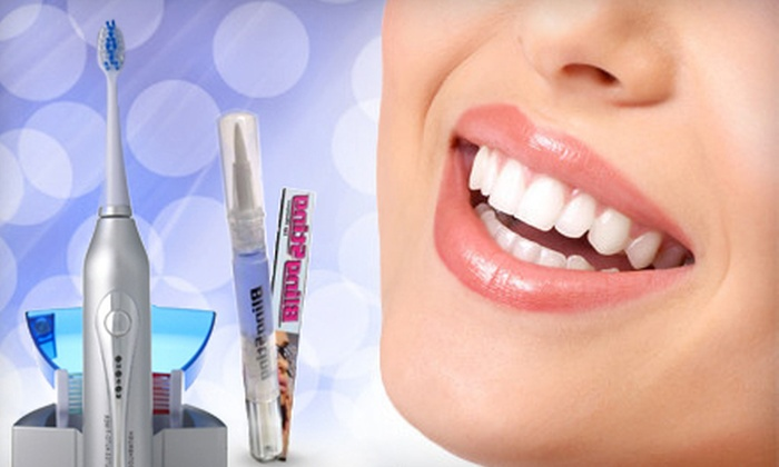 Bling Dental Products: $25 for $50 Toward In-Home Teeth-Whitening and Dental Products from Bling Dental  Products