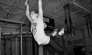 FTX CrossFit: Punch Card for 5, 10, or 20 CrossFit Classes at FTX CrossFit (Up to 63% Off)