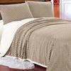 Luxury Home Reversible Sherpa Blanket
