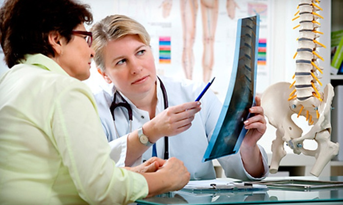 Prohealth Chiropractic & Rehab Center - Mesa: $29.99 for Chiropractic Exam with X-rays and Adjustment at Prohealth Chiropractic & Rehab Center (Up to $321 Value)