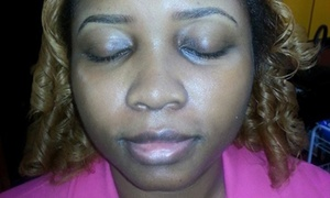 Shaneka Johnson: Brow Artist: $10 for $20 Groupon — Shaneka Johnson: Brow Artist