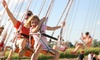 Bowcraft Amusement Park - Bowcraft: 40 or 100 Ride Tickets at Bowcraft Amusement Park (Up to 46% Off)