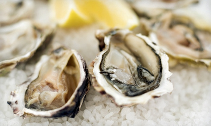Bishops & Barons - Union Square,East Village,Gramercy: Oysters and Specialty Cocktails for Two or Four at Bishops & Barons (Up to 60% Off)