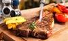 Can Jordi - Ca'n Jordi: Chuletón de buey de 1 kilo o entrecot para dos o cuatro en un menú con entrantes y postre desde 29,95€ en Ciudad Jardín