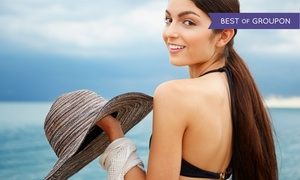 Aria MediSpa: Cryogenic, Salt, or Sunless-Bronzing Day-Spa Package at Aria MediSpa (Up to 59% Off)