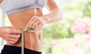 Cosmo Medical Aesthetic Clinic: One or Four Weight-Loss Packages with Laser Body Contouring at Cosmo Medical Aesthetic Clinic (Up to 59% Off)