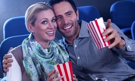 Movie Night Experience for Two or Four at Oak Bay Beach Hotel (Up to 45% Off)