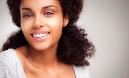 Dental Exam and Cleaning Package with Options for Zoom! Teeth Whitening and Invisalign Credit (Up to 90% Off)